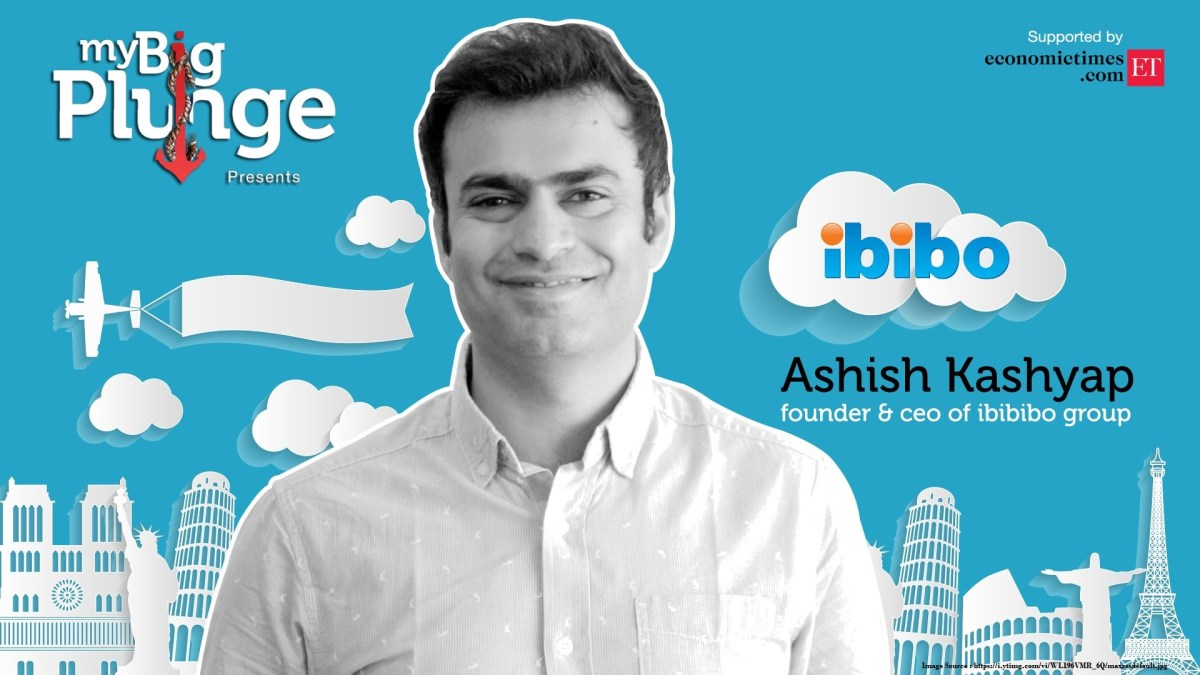 Ashish Kashyap Founder of Ibibo Group