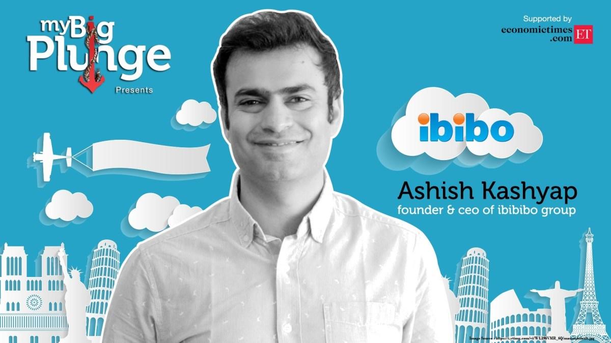 Ashish Kashyap Founder of Ibibo Group