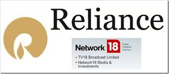 NETWORK18 now in RelianceNetwork