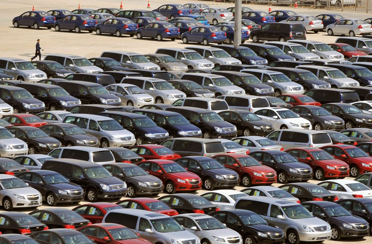 indian Automobile Sector, Automotive Industry