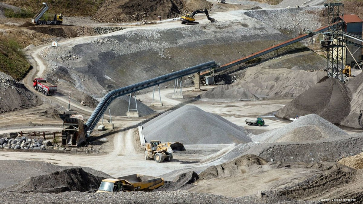 Reliance Infra Cement Divestment in Birla