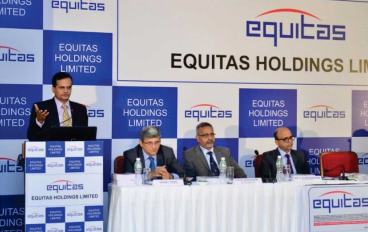 Getting Ready For IPO Equites Holdings