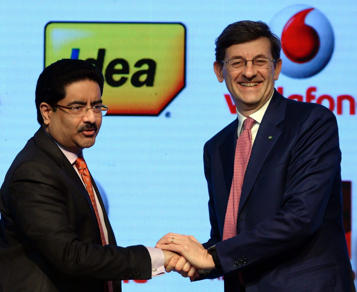 INDIA-TELECOMMUNICATION-VODAFONE-IDEA