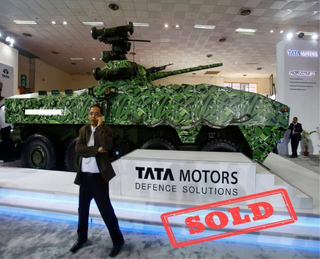Tata-Motors-Defence-Slump-Sale