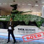 Tata-Motors-Defence-Slump-Sale