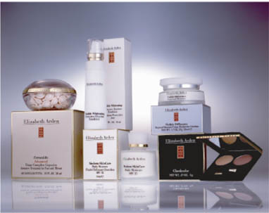 Redesign of primary and secondary packaging. Full Elizabeth Arden skincare and color range Ceramides, Modern Skincare, Whitening, Visible Difference, Makeup