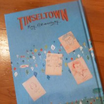 Greentown to Tinseltown. Limited edition. Cover Illustrations by Ray Bradbury. Verse and diary notes related to Bradbury's preteen years in Waukegan Illinois, and teen years in Hollywood, California.
