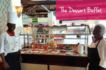 The Desserts Buffet