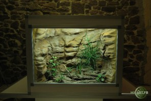 Terrarium plug and play 100/60/90
