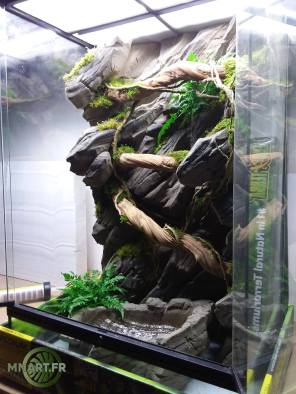 Morelia Viridis Habitat 60x90x45
