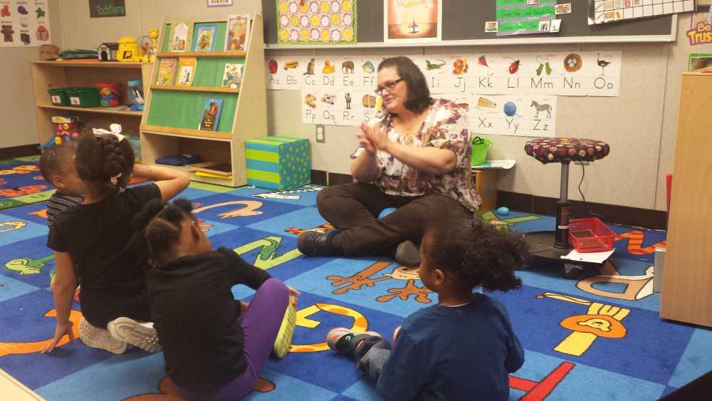 preschool-teacher