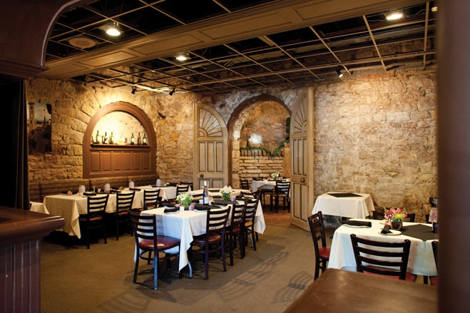 Forepaugh S Restaurant In St Paul Is Very Accommodating For Small Wedding Ceremonies And Receptions