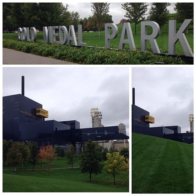 Gold Metal Park
