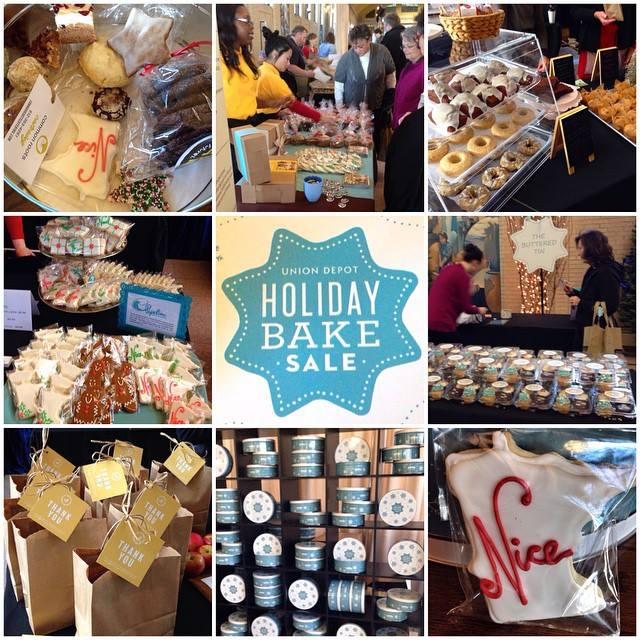 Holiday Bake Sale