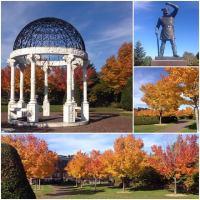 Leif Erickson Park and Rose Garden