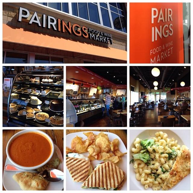 Pairing's