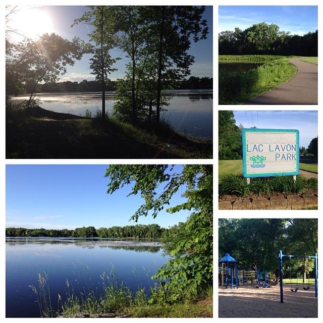 Lac Lavon Park