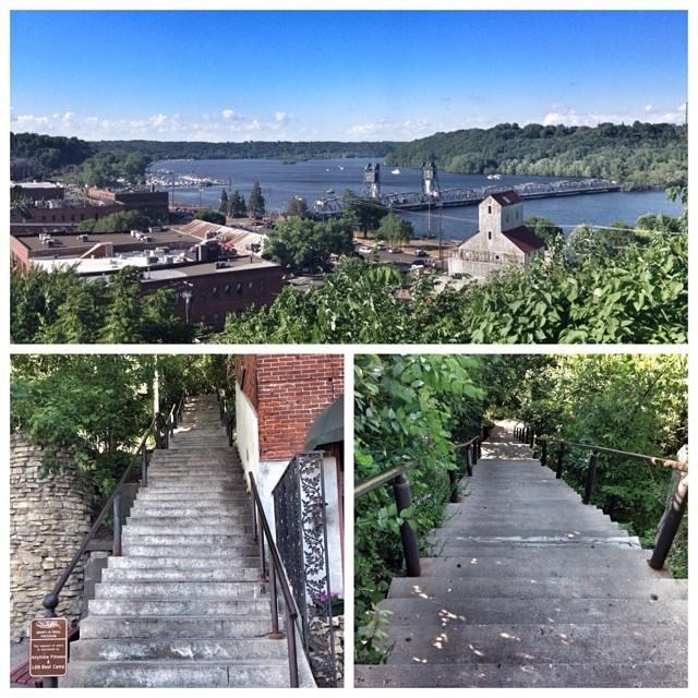 Stillwater Staircase