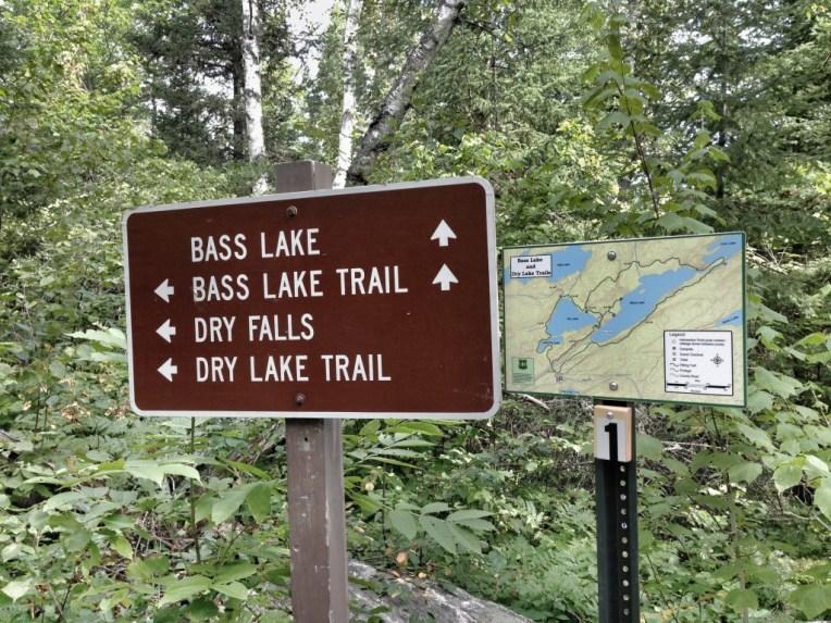 Bass Lake Trail