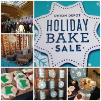 1st Annual Holiday Bake Sale (Union Depot)