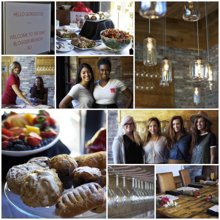EWC Blogger Brunch