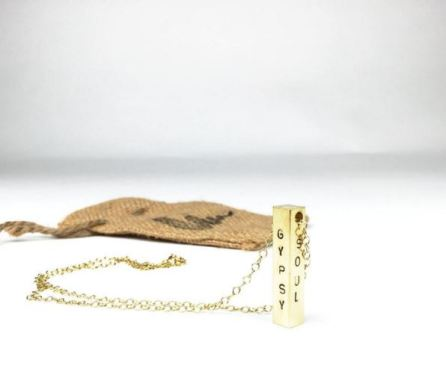 Wild Heart Gypsy Soup Necklace $36.00–$42.00 [Urban Undercover]