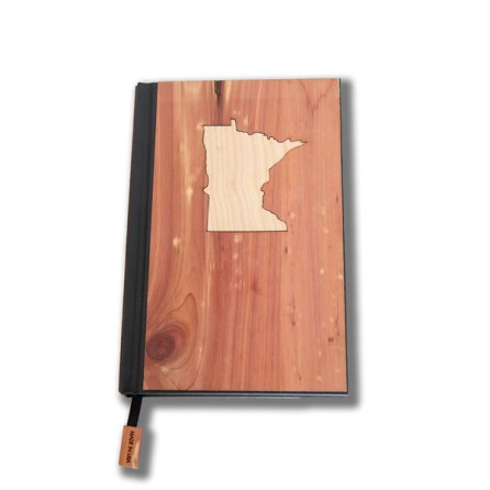 Classic Wooden Minnesota Journal $39.99 [The VOICE Community]