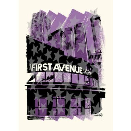 First Ave Print $24.99 [The VOICE Community]
