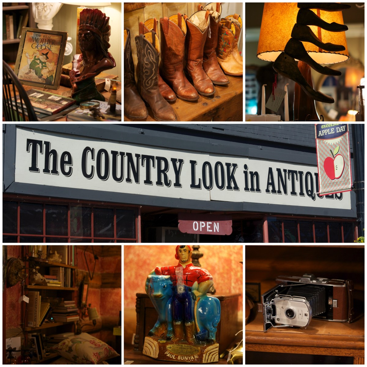 The Country Look-In Antiques