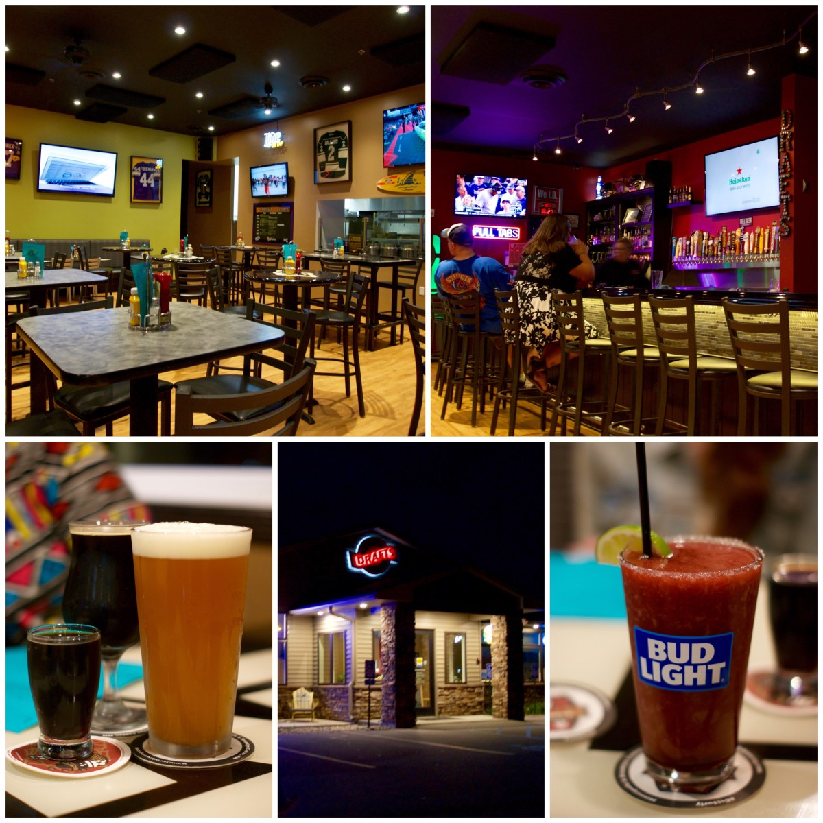 Drafts Sports Bar and Grill