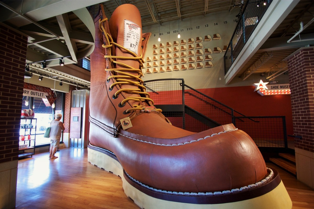 Red Wing Shoe Company Museum