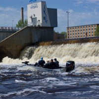Jetting the Mississippi and the St. Cloud Dam