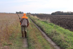Hunting with the Wounded Warrior Guide Service