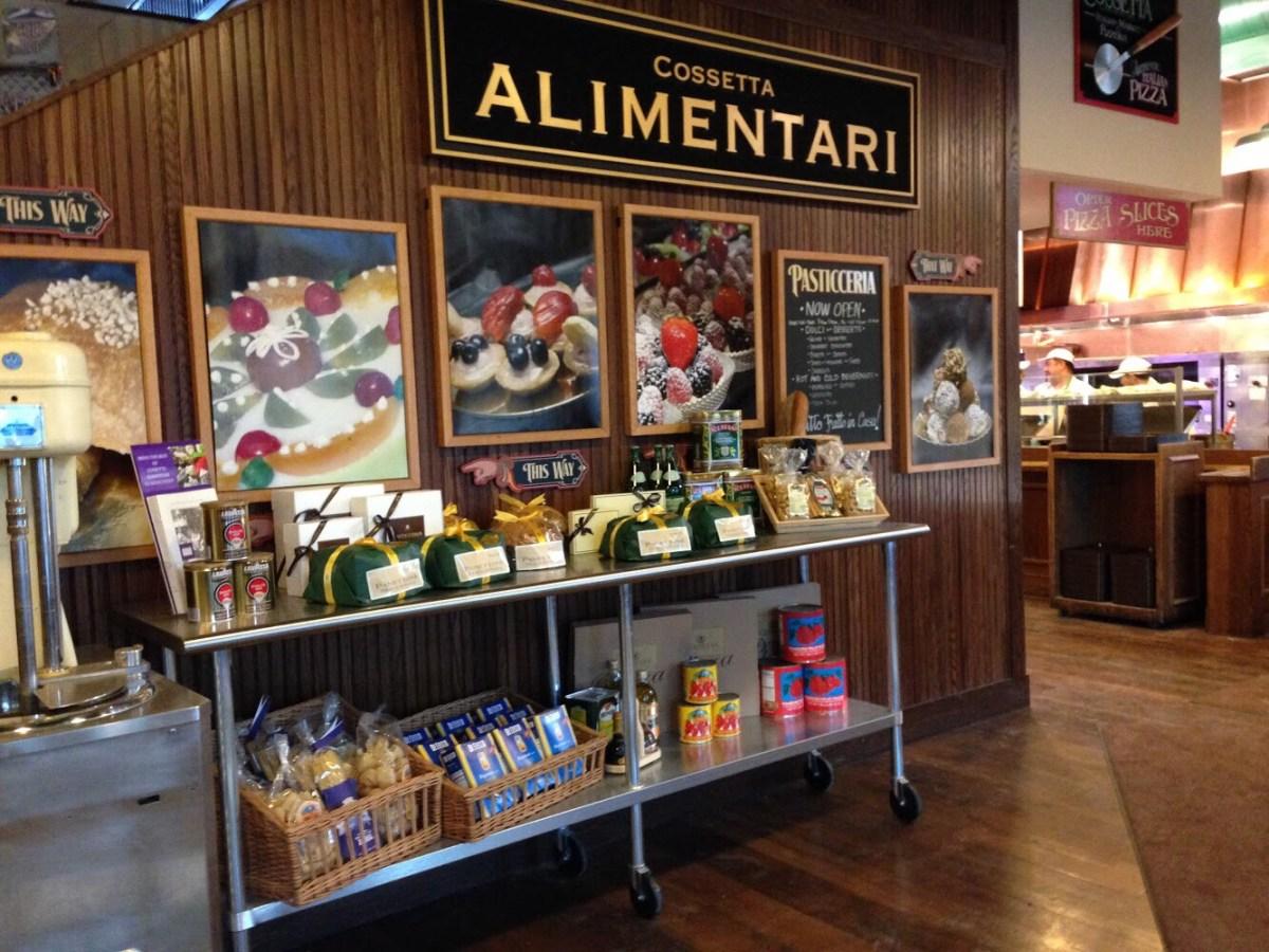 Cossetta's Italian Market