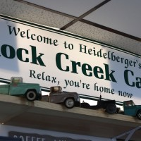 Rock Creek Cafe and Motor Stop
