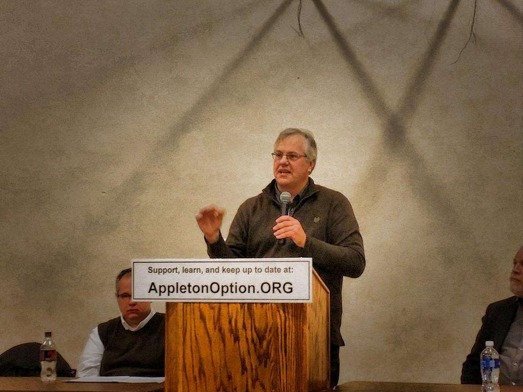 VIDEO:  Appleton Prison Meeting