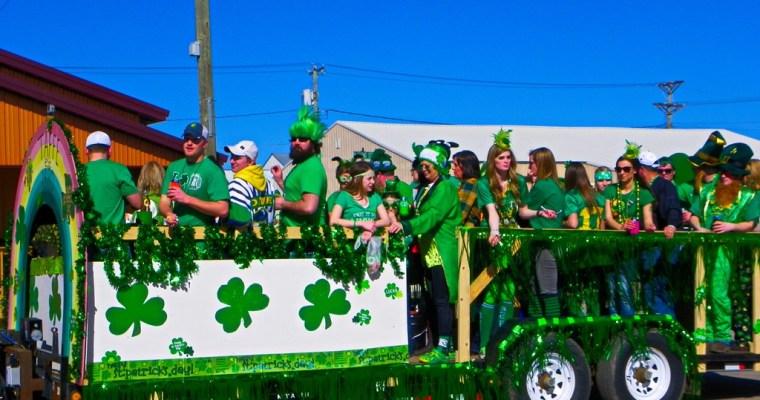 St. Patrick's Day in Graceville