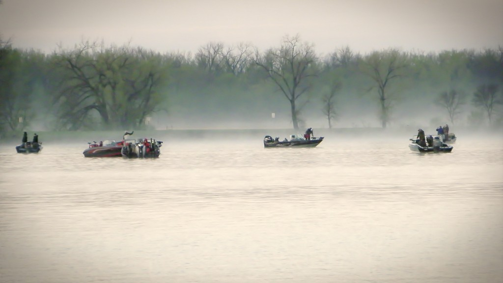 2016 Cabela's Master Walleye Circuit on Big Stone Lake