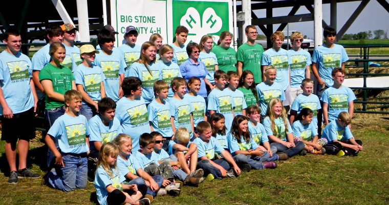 Highlights from the Big Stone County Fair 4-H