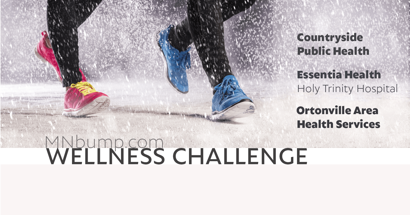 MNbump Wellness Challenge