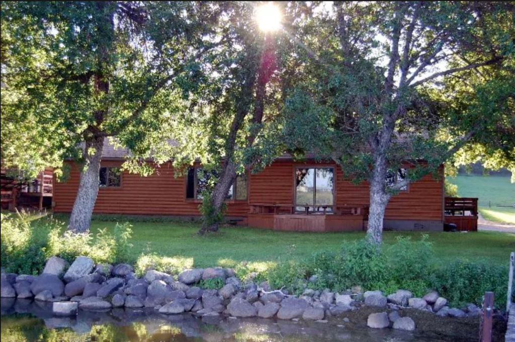 Thompson Rentals cabin