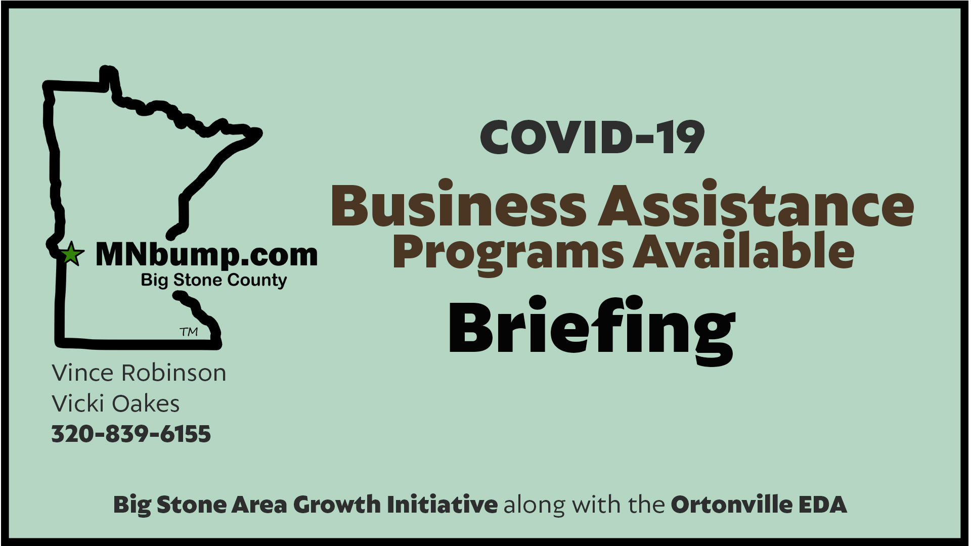 3/24/2020 COVID-19 Business Briefing