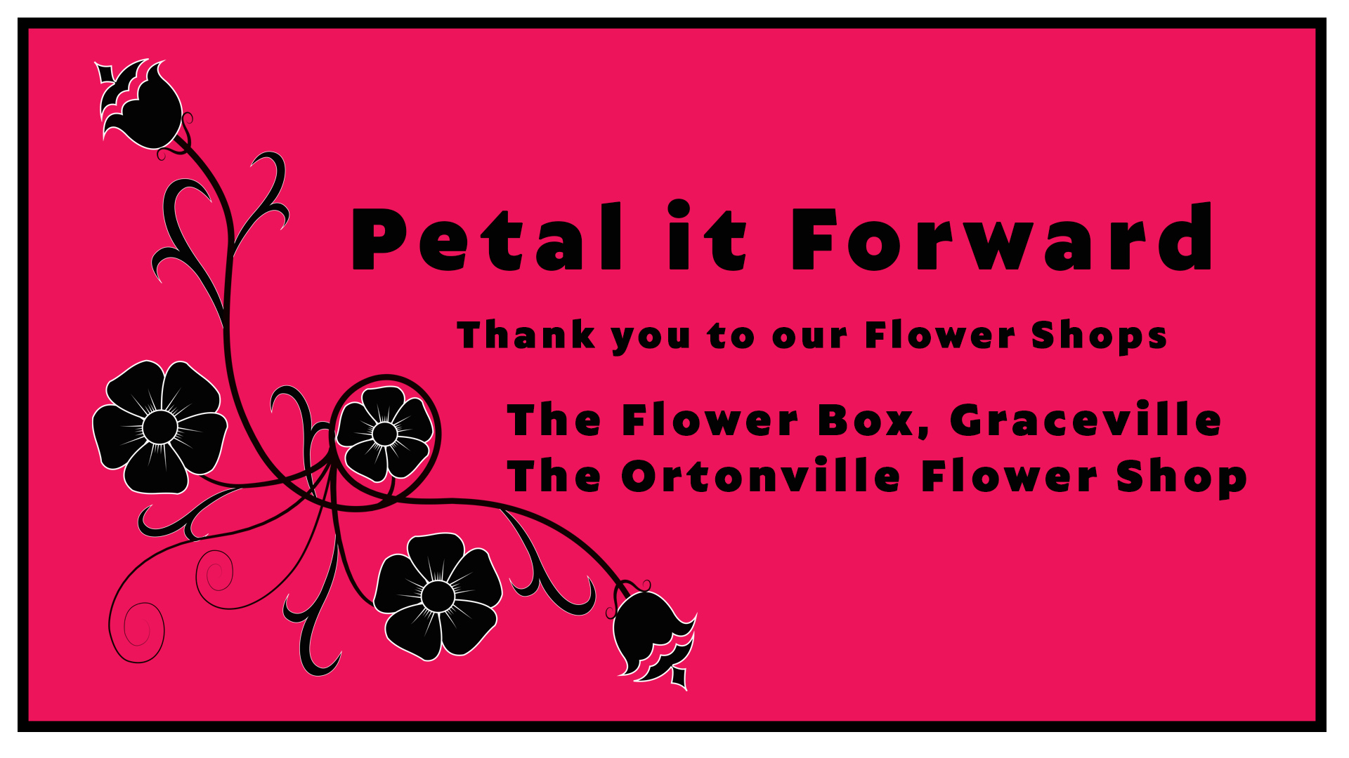 Petal it Forward, Here on the MNbump!