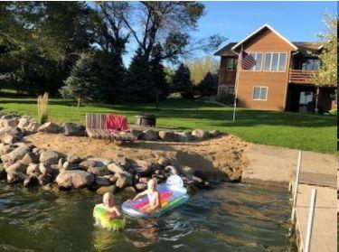 Big Stone Lake Cabin Rental