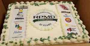 RPMG Laminated cake