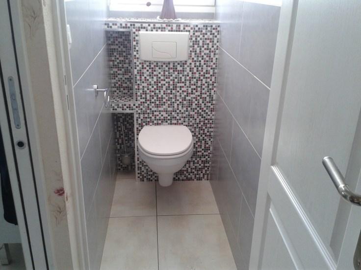 Faience Toilette