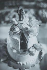 Vintage 1920's Cake Topper