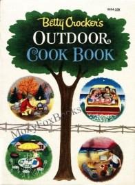 Betty Crocker's Outdoor Cook Book 1960's
