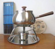 1960's Vintage Fondue Pot