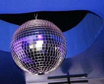 The Disco Ball!